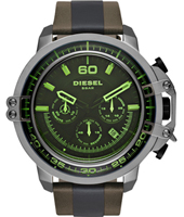 DZ4407 Deadeye 51mm XXL steel chronograph with date