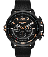 DZ4409 Deadeye 51mm XXL steel chronograph with date