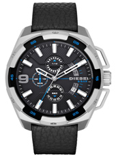 DZ4392 Heavyweight 50mm XXL steel chronograph with date