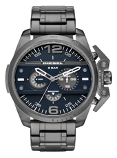 DZ4398 Ironside 48mm Gunmetal Quartz Chronograph