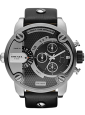 DZ7256 Little Daddy 51mm Crono XL nero dual time