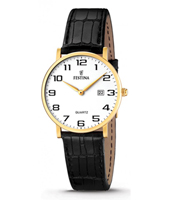 30.50mm Ultrathin Ladies Quartz Watch with Date