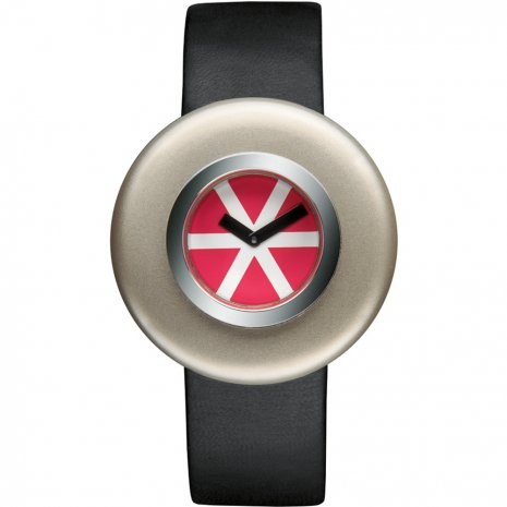 Alessi Ciclo by Ettore Sottsass orologio