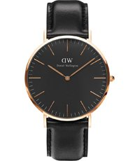 DW00100127 Classic Sheffield 40mm