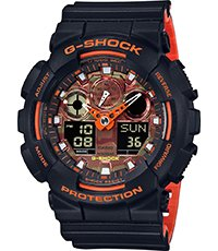 GA-100BR-1A Bright ORange 51.2mm